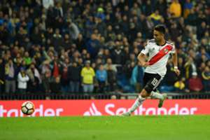 Pity Martinez River Plate Libertadores Madrid