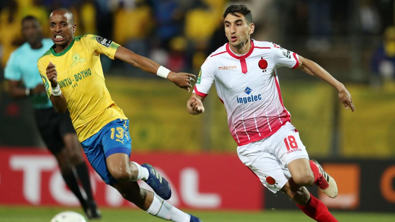 Mamelodi Sundowns and Wydad Casablanca, Caf Champions League, 5 April 2018
