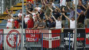 Vicenza fans