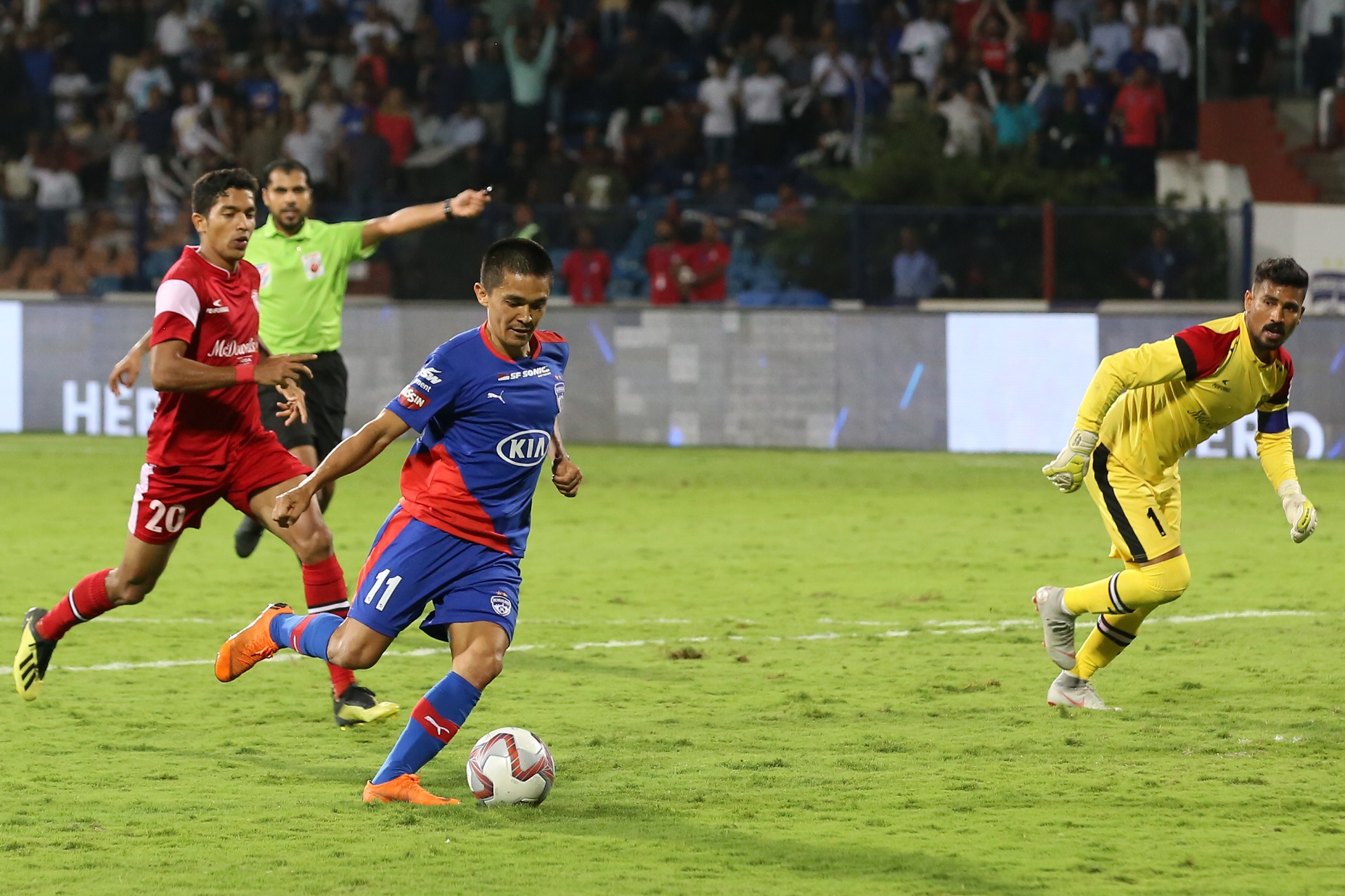Bengaluru FC vs NorthEast United