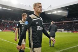 Donny van de Beek - PSV vs Ajax 9-23-18
