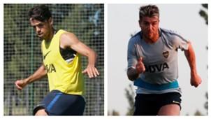 Mas Buffarini Boca Pretemporada 2018