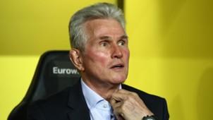Jupp Heynckes FC Bayern Bundesliga 110417