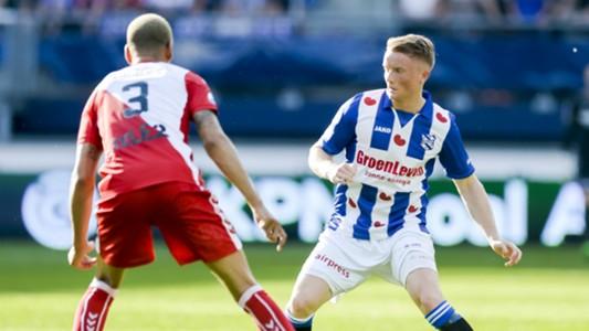 Sam Larsson, sc Heerenveen - FC Utrecht