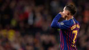 Philippe Coutinho Barcelona Manchester United UCL 16042019