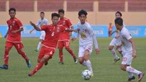 U19 HAGL vs U19 Myanmar