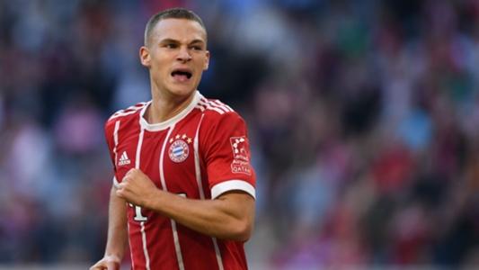 Bayern Munich team news: Kimmich starts against Borussia Dortmund