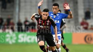 Rafinha Atletico-PR Cruzeiro Copa do Brasil 16052018