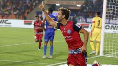 Mario Arques Mumbai City Jamshedpur FC ISL 5 10022018
