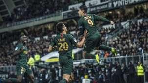 Radamel Falcao Monaco Amiens Ligue 1 2018