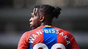 Aaron Wan-Bissaka Crystal Palace