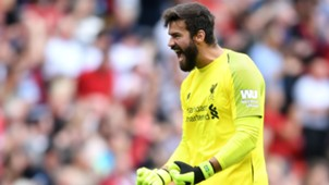 Alisson Becker, Liverpool