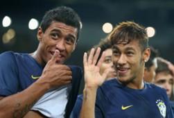 Neymar and Paulinho