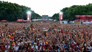 Public Viewing Berlin Germany