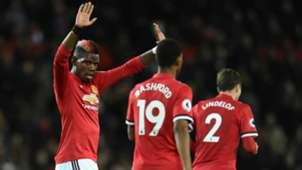 Paul Pogba Manchester United Premier League