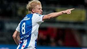 Morten Thorsby sc Heerenveen Eredivisie 09222018
