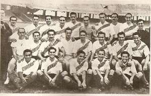 River Plate Copa Adrian Escobar 1941