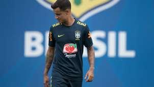 Philippe Coutinho I Treino Seleção Brasil I 19 06 18 I 19 06 18
