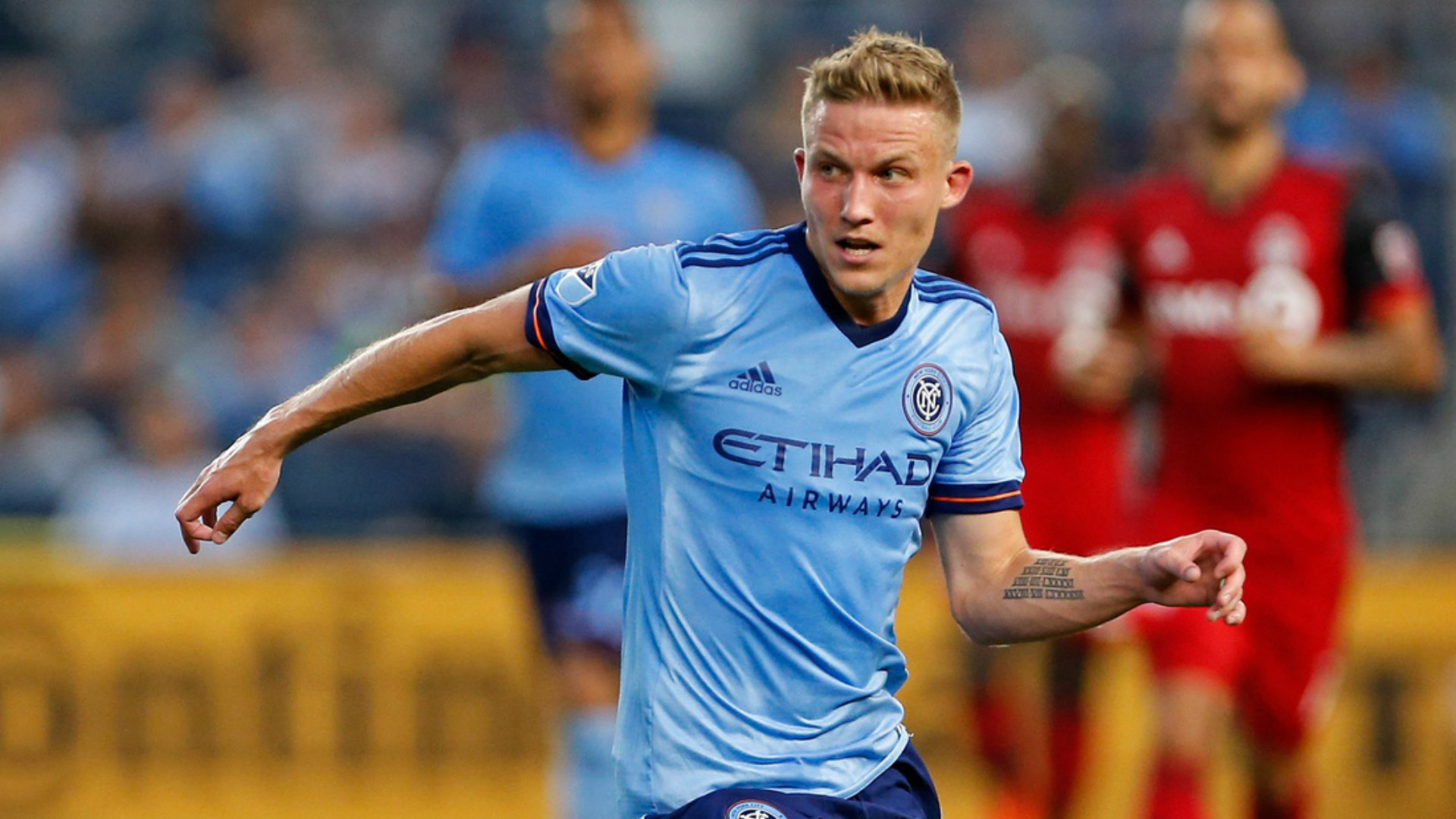 Alexander Ring MLS NYCFC 07192017