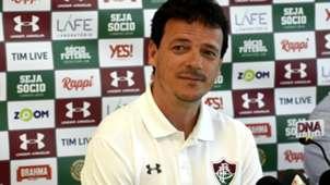Fernando Diniz Fluminense apresentação 20 12 18