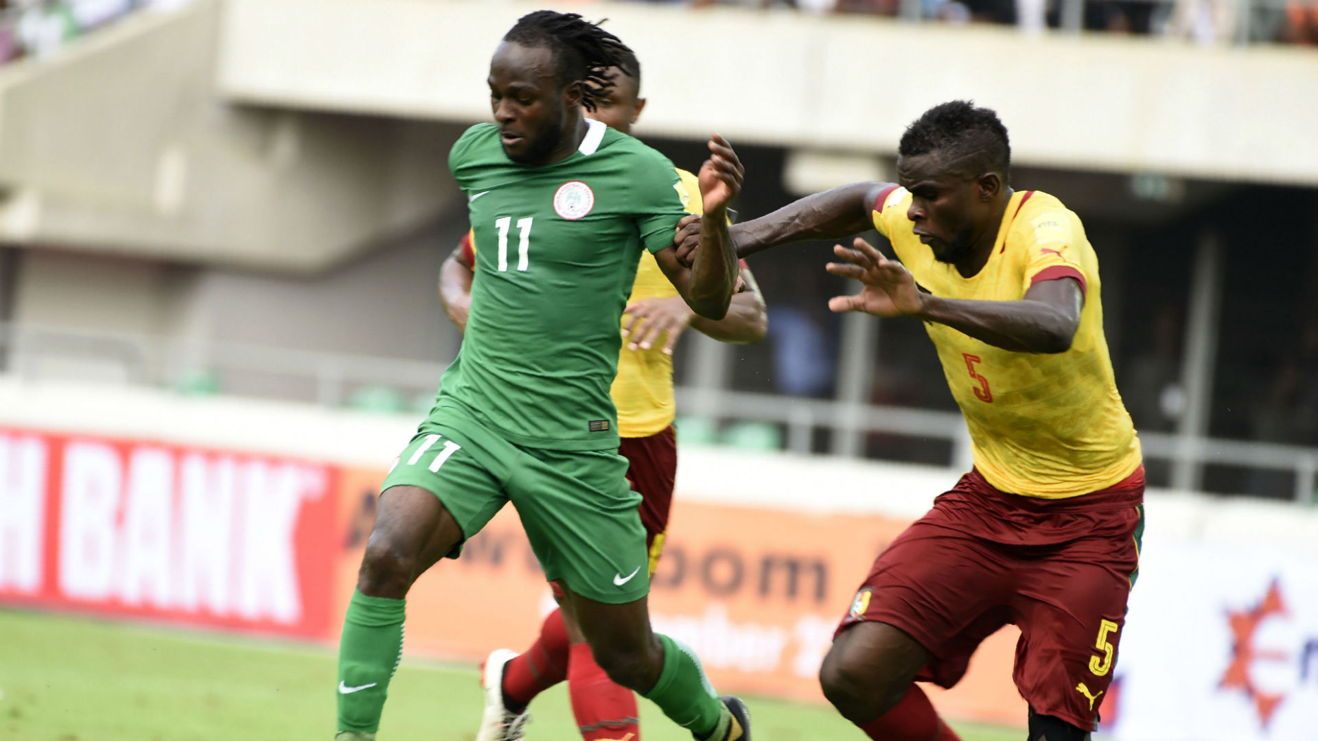 Cameroon will do everything possible to defeat Nigeria, says Sebastien Siani