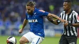 Rafael Sóbis Robinho Cruzeiro Atlético-MG Campeonato Mineiro 30042017
