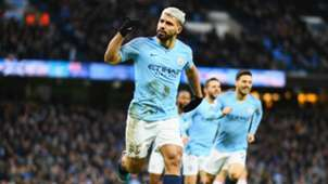 Sergio Agüero Manchester City Arsenal 03202019