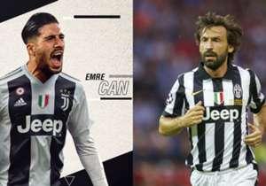Der ablösefrei Wechsel von Emre Can zu Juventus Turin ist seit Donnerstag fix. Er ist nicht der erste Star, für den der italienische Rekordmeister keine Ablösesumme zahlen musste. Goal zeigt, welche namhaften Spieler ohne Ablöse zum Rekordmeister der S...