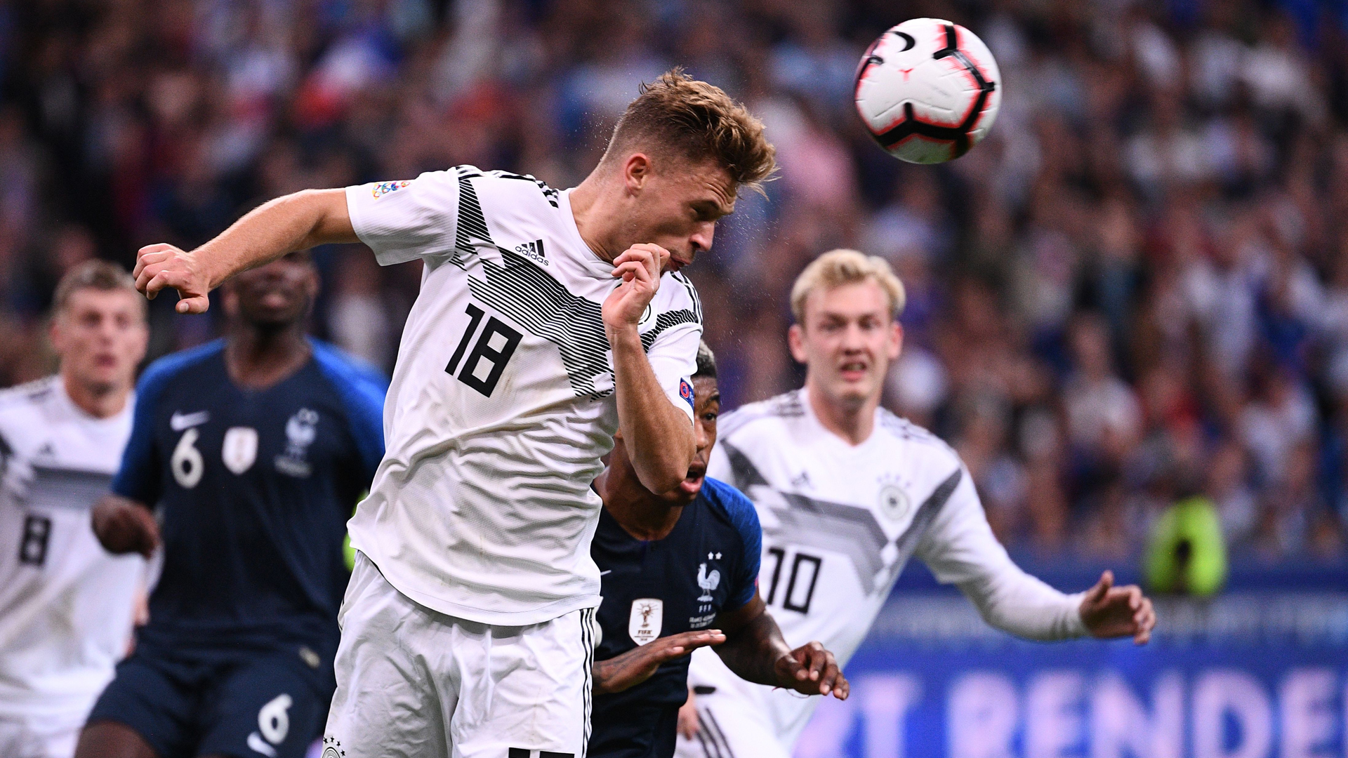 Kimmich Germany France