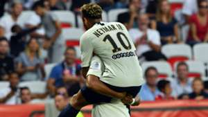Neymar Paris Saint-Germain Nice Ligue 1 29092018