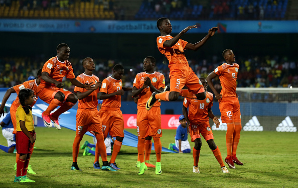 Federation Internationale de Football Association U-17 WC: Niger starts debut campaign in style