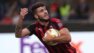 Patrick Cutrone Milan Betis Europa League