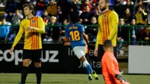 Gelson Sant Andreu Atlético de Madrid 30102018