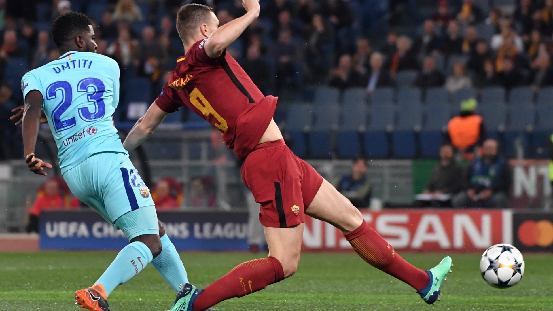 Champions, impresa Roma. Dzeko: