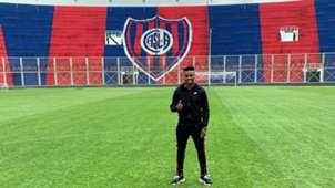 Gustavo Torres San Lorenzo 2018