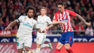 Marcelo Fernando Torres Atletico Real Madrid LaLiga 18112017