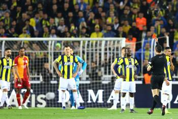 Fenerbahçe Galatasaray 04142019