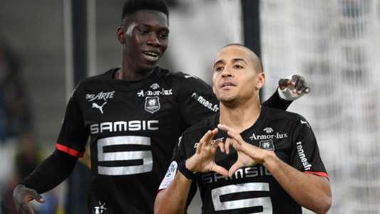 Wahbi Khazri Ismaila Sarr Marseille Rennes Ligue 1 10092017