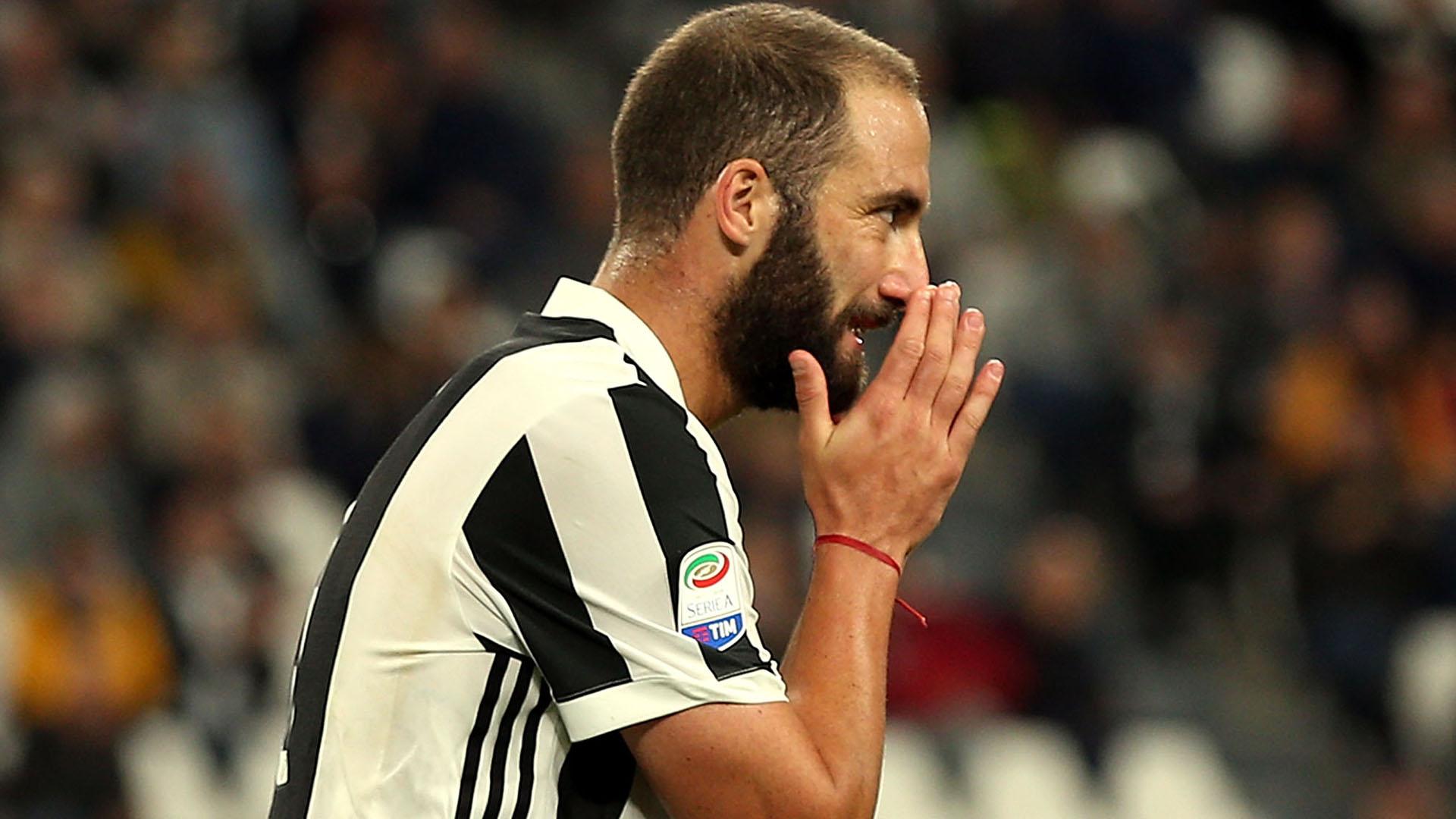 Juventus, Allegri: 'Higuain? Scelta tecnica, ci serve nelle migliori condizioni'