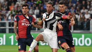 Claudio Marchisio Juventus Genoa Serie A 23042017