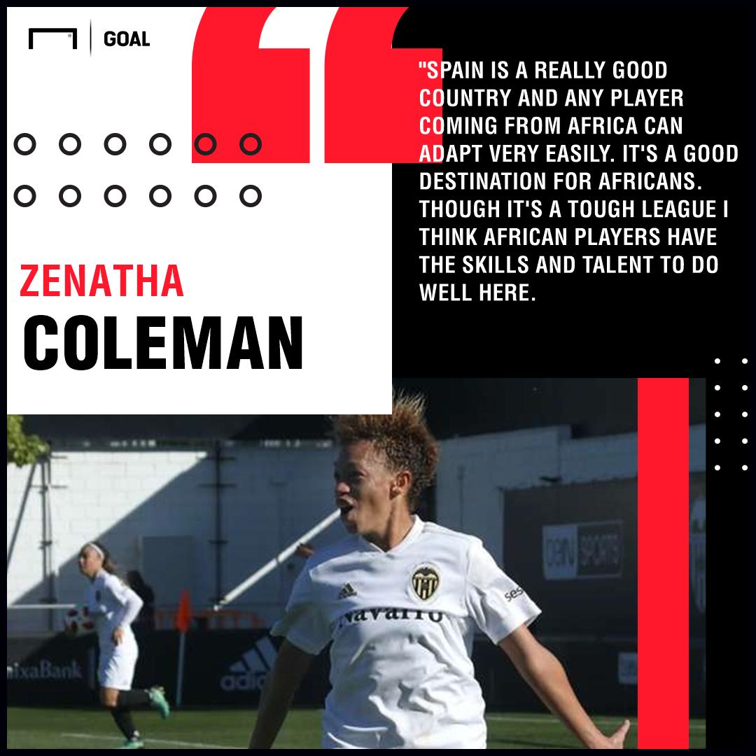 Zenatha Coleman ps