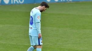 Messi Eibar Barcelona LaLiga