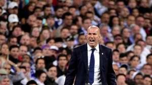Zinedine Zidane Real Madrid Barcelona LaLiga 23042017