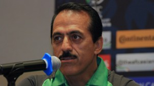 ABBAS CHAMANIAN - Pelatih Iran U-16