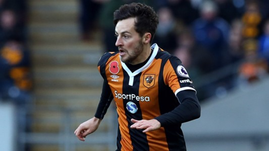 Ryan Mason Hull City