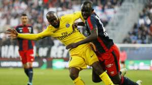 Lassana Diarra Caen PSG Ligue 1 19052018