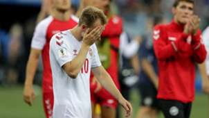 Christian Eriksen Denmark World Cup