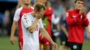 Christian Eriksen Denmark World Cup