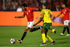مصر - جنوب أفريقيا - مروان محسن