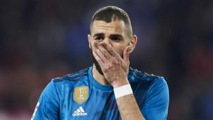 Karim Benzema Real Madrid 2017-18